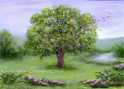 Countryside Paintings LOW PRICE - Photo to Oil Paintings, Oil
