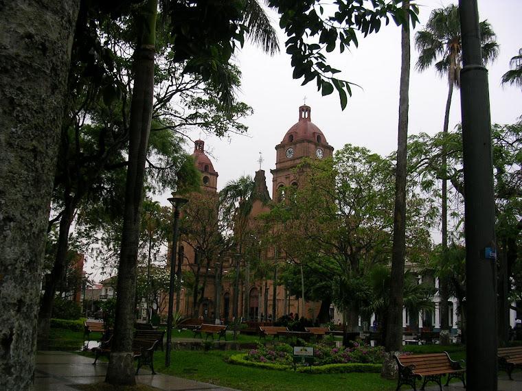 Santa Cruz Plaza