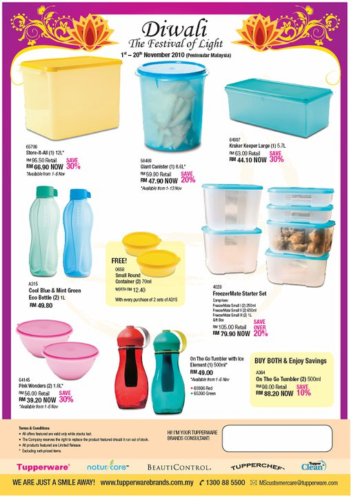 Tupperware+brands