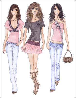 6. to be a fashion designer- i