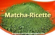 Matcha-Ricette