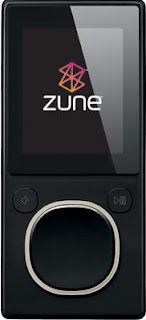 Microsoft Zune 8GB Flash Player