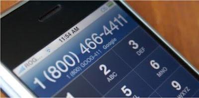 1-800-466-4411 Google411