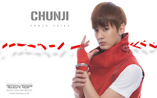 Emotional Voice - Chunji TEENTOP_chunji_1680_1050