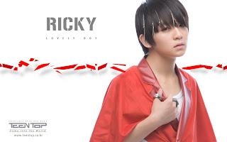 Lovely Boy - Ricky TEENTOP_ricky_1680_1050