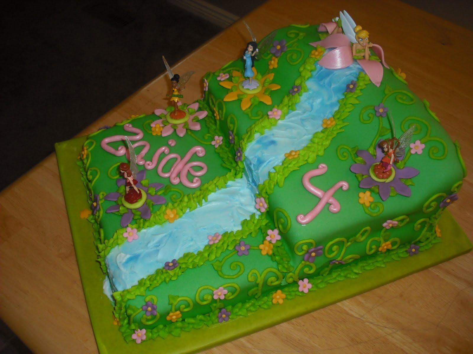 Tinkerbell Cake Images Photos : Sprinklebelle: Tinkerbell Fairy Cake