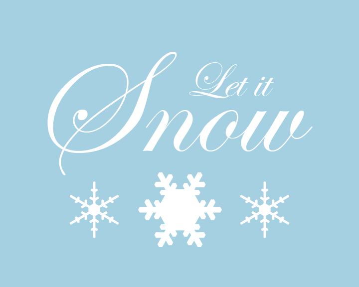 let is snow