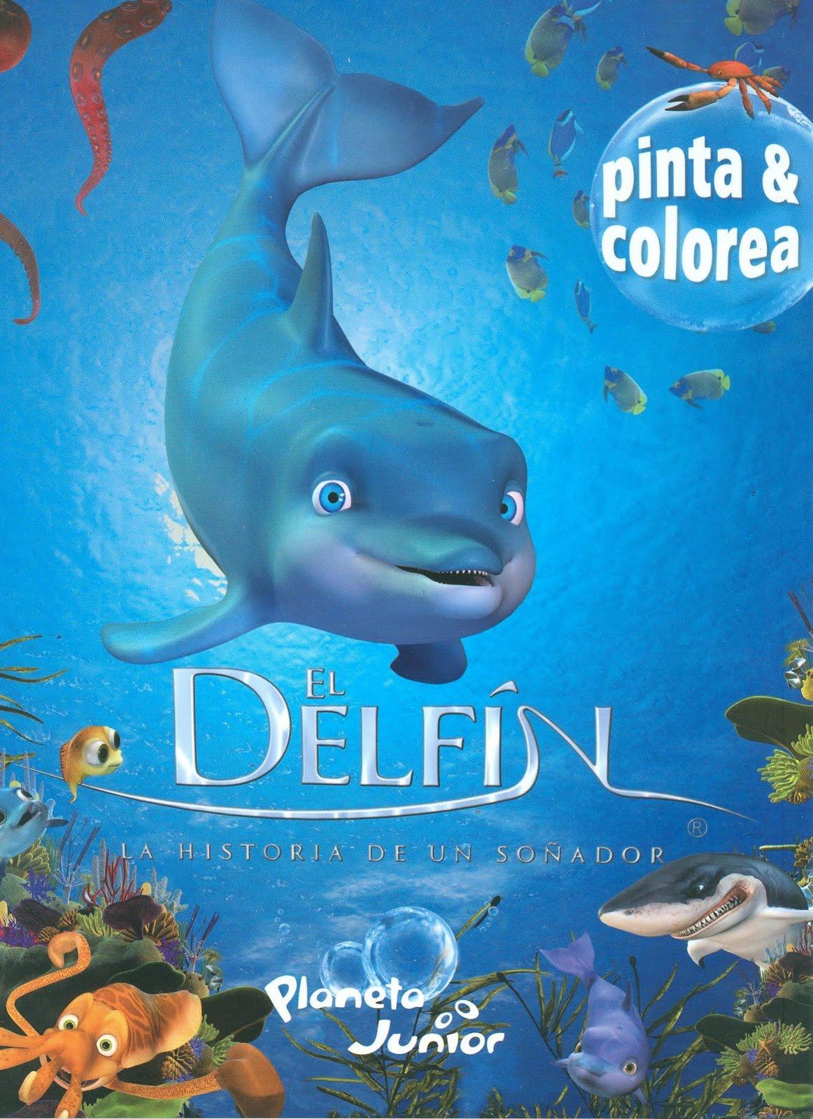 Asombroso Invierno El Delfín Para Colorear Foto - Ideas Para ...
