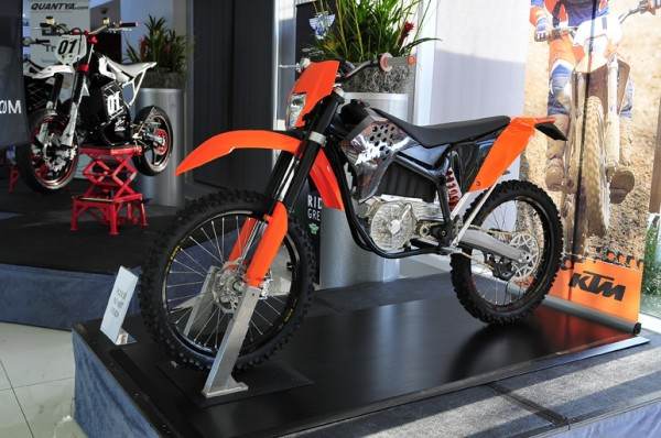 2011 NEW KTM FREERIDE