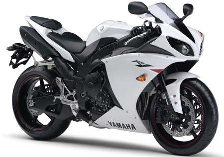 New Yamaha YZF-R1 Launched in India 2010