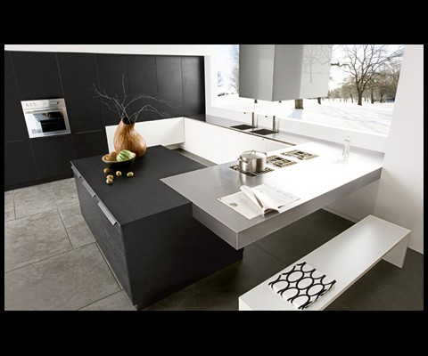 Kitchen Design By Italian Company Futura Cucine