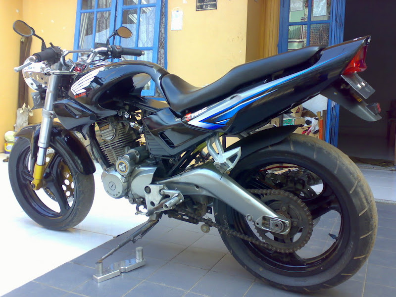 Photo Tiger 2000 Modifikasi