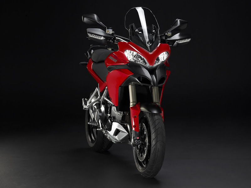 NEW 2010 DUCATI MULTISTRADA 1200