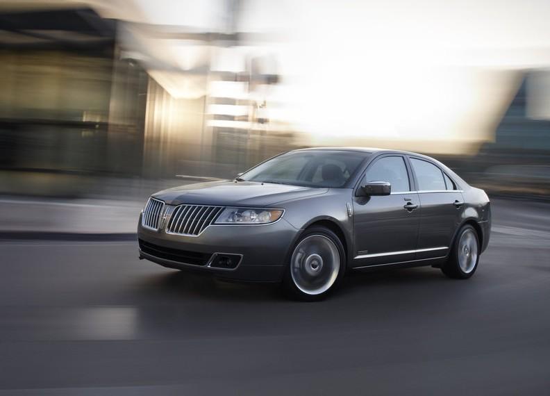 Lincoln MKZ Hybrid ( 2011 )