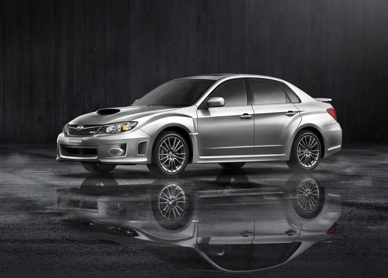 Subaru Impreza WRX Facelift ( 2011 )