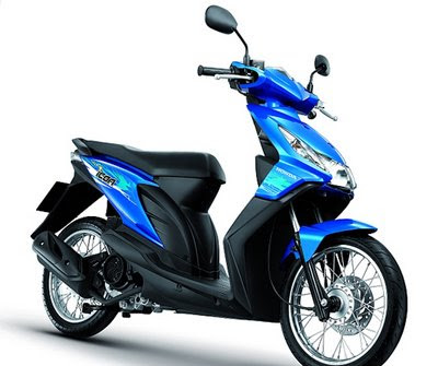 honda BEAT motorcycle EDITION 2008 standart version