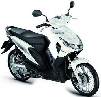 honda BEAT motorcycle EDITION 2008