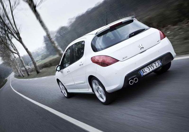 ( 2011 ) NEW PEUGEOT 308 GTi REVEALED  NEW CAR USED CAR ...