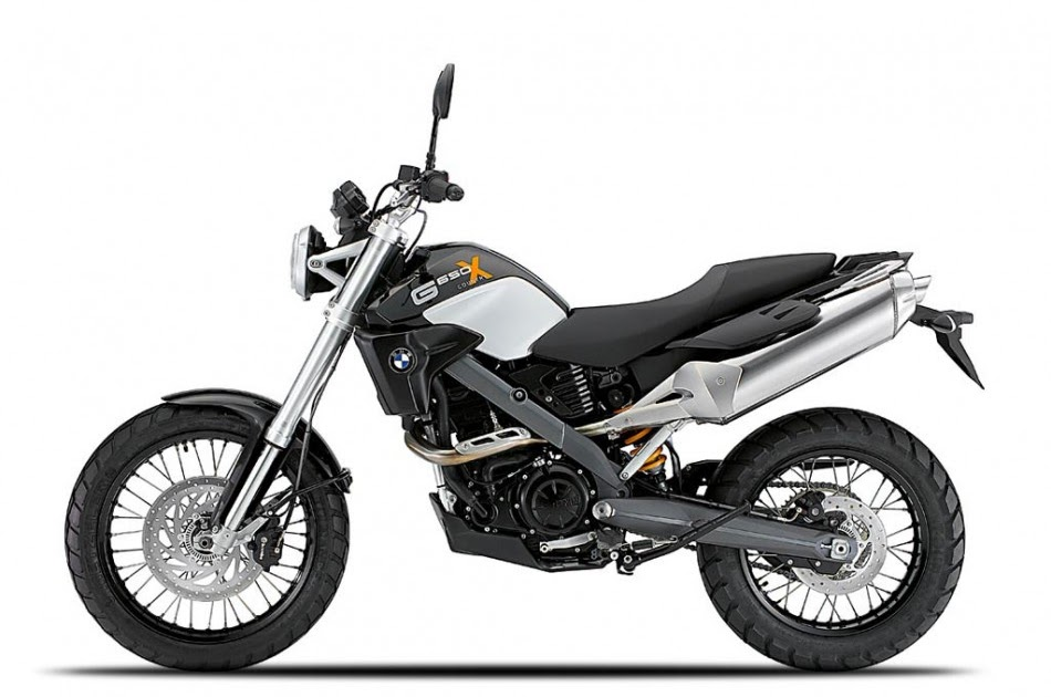 Modification Motorcycle 2009 Bmw G650 Xcountry