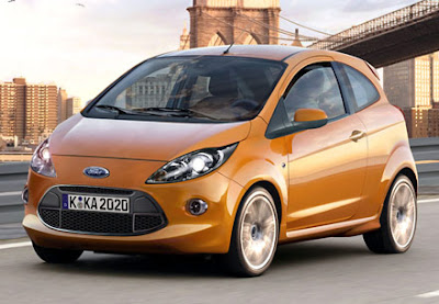 Ford Ka St Release In Usa
