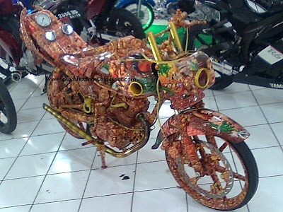Modification Honda GL proHonda