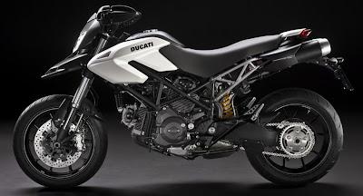 New 2010 Ducati Hypermotard 796