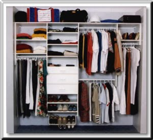 Custom Design Wardrobe