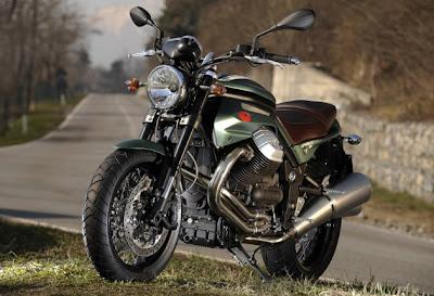 Moto Guzzi Griso 8V Special Edition
