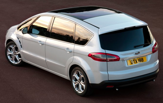 ford s max 2011. 2010 Ford S-MAX photos rear