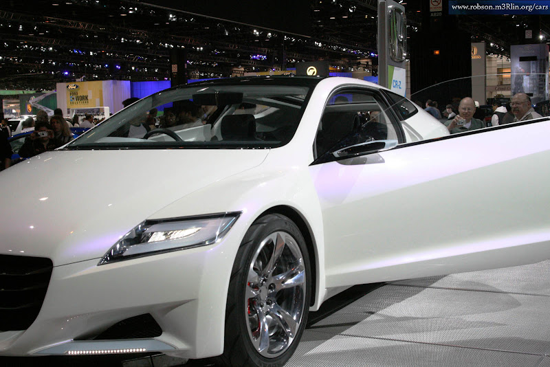 2011 Honda CR-Z Hybrid photo
