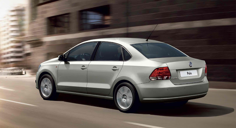 2011 NEW VOLKSWAGEN POLO SALOON