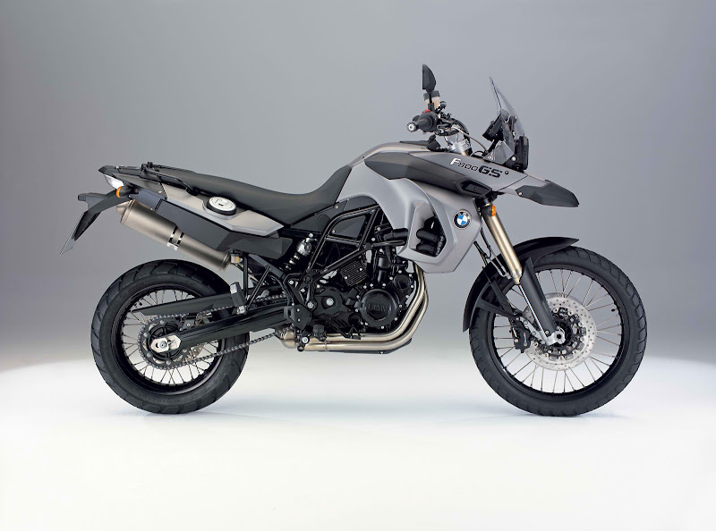 MOTORCYCLE MODIFICATION | 2010 NEW BMW F 800 GS