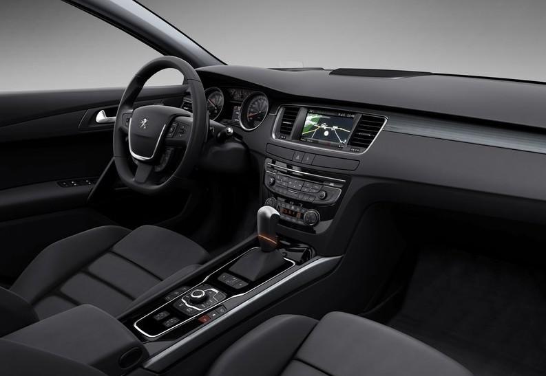 2011 Peugeot 508. 2011 NEW PEUGEOT 508 INTERIOR