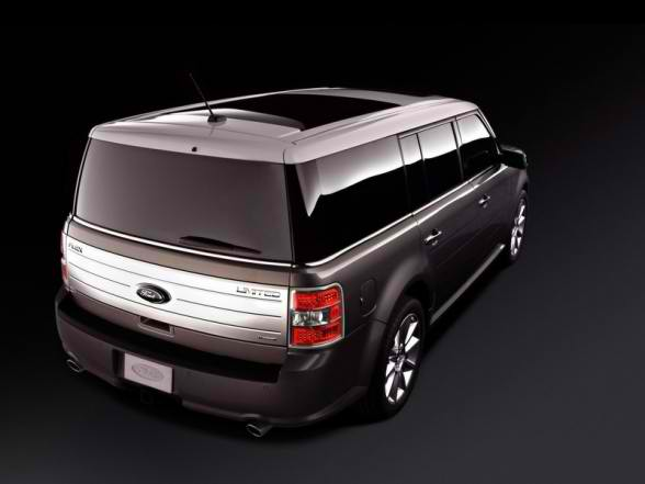 2010 New Ford Flex Limited EcoBoost