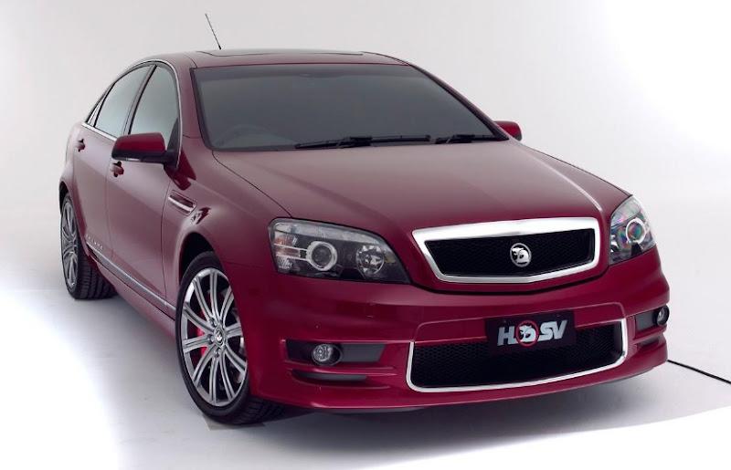 2010 Holden VF Commodore CGI