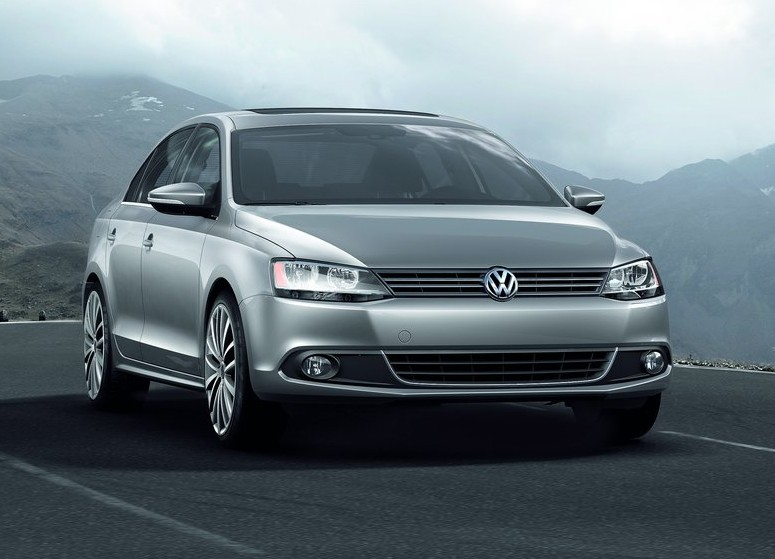 2011 New Volkswagen Jetta