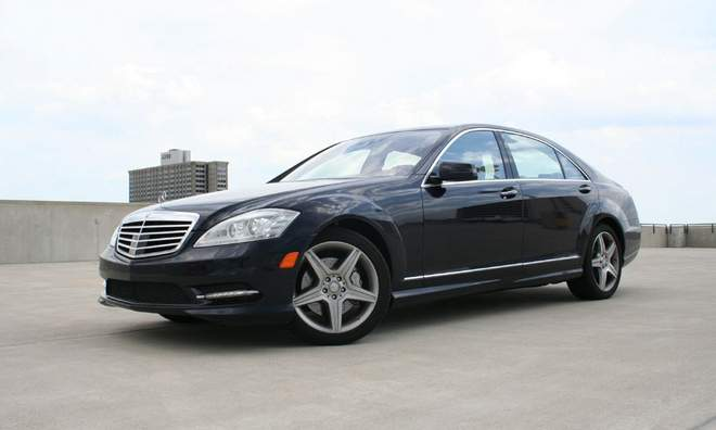 2010 Mercedes-Benz S550 4Matic Review