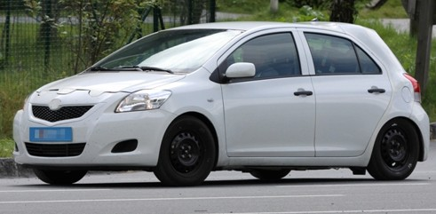 2012 Toyota Yaris Reviews