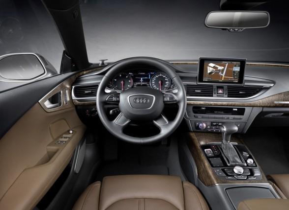 2011 New Audi A7 Sportback Concept