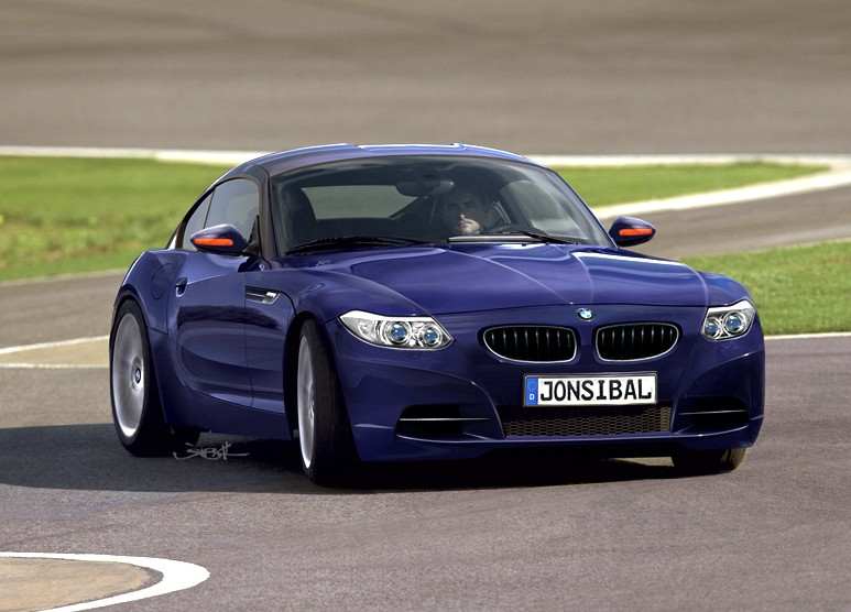 Bmw Z4 M Coupe 2009 New Car Used Car Reviews Picture