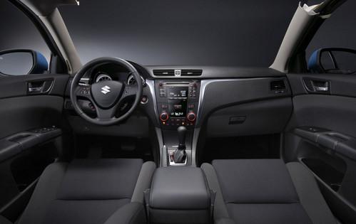2010 New Suzuki Kizashi GTS