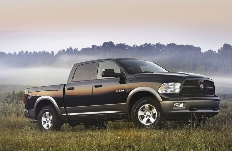 2011 Dodge Ram Outdoorsman Truck