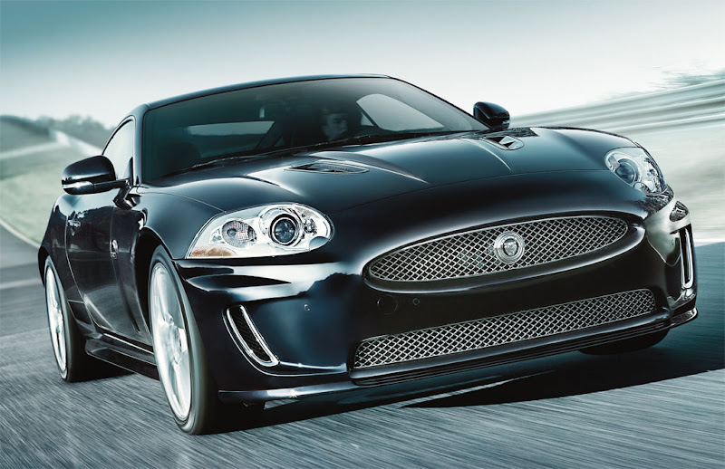 2011 Jaguar XKR175 limited-edition