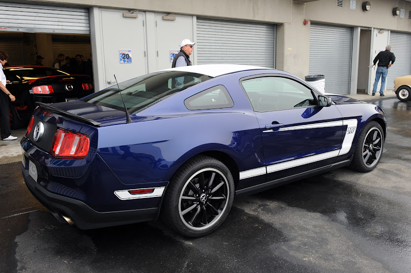New 2010 Ford Mustang Boss 302