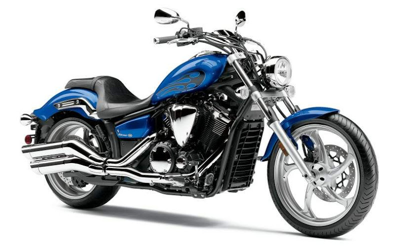 2011 New Yamaha Star Stryker