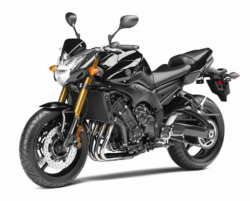 News Yamaha FZ8 In USA