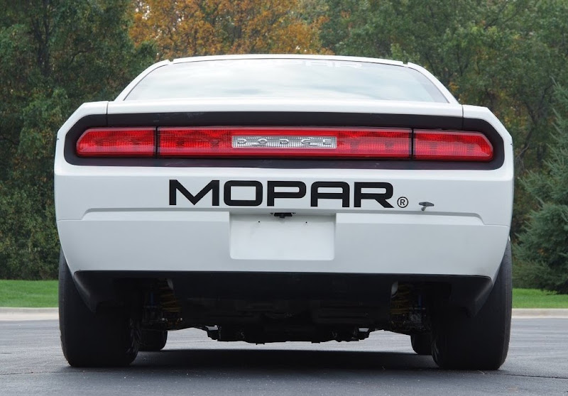 2011 Dodge Challenger Mopar Concept