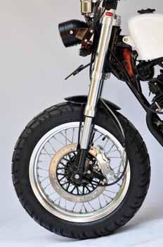 Modif Suzuki Thunder 250
