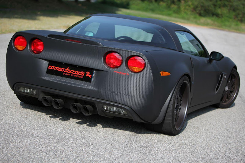 2010 Chevrolet Corvette Z06 By Romeo Ferraris