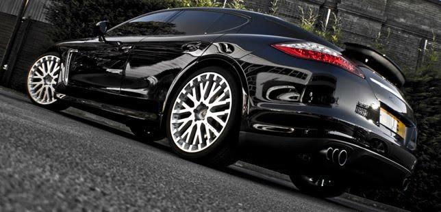 Porsche Panamera Project Kahn Concept